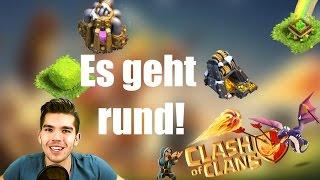 CLASH OF CLANS: Es geht richtig rund! ✭ Let's Play Clash of Clans [Deutsch/German HD]