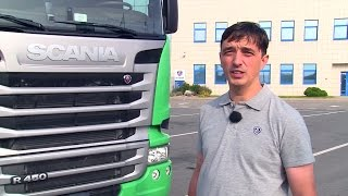 Bemutató – Scania R450 Streamline