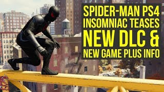 Spider Man DLC Gameplay BEING PREPARED, New Game Plus Info, DLC in 2019? & More (Spiderman PS4 DLC)
