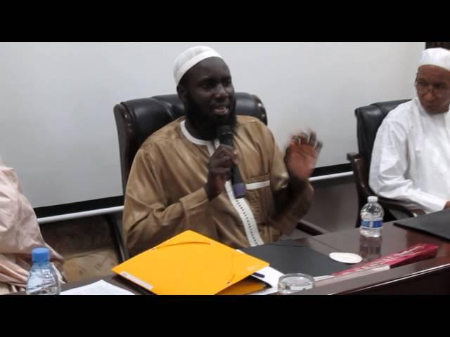 1 ere Rencontre Pélerin Moussad 2014 (1ere Partie)