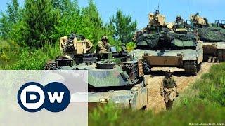 Образ врага - как конфликт на Украине рассорил НАТО и Россию