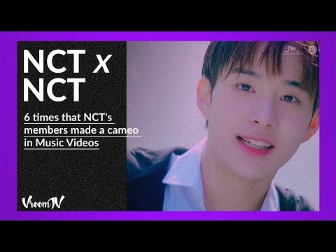 [NCT X NCT] 6 Times That NCT's Members Made A Cameo In Music Videos