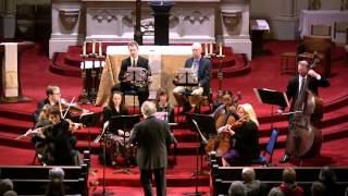 Midsummer Mozart Festival Orchestra performs Mozart Andante in C for Flute, K.315