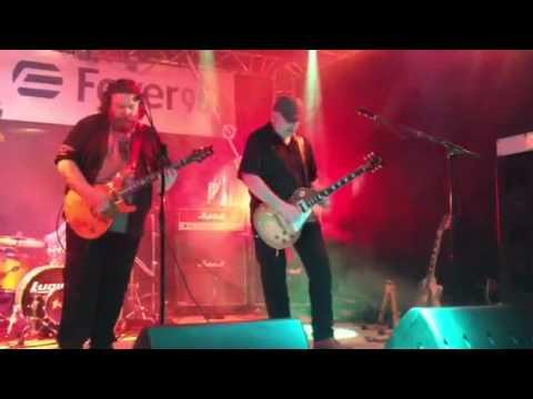 Michael Sheppard Band live @ Fête de la musique, Luxembourg