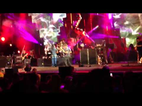 Crush (Last 5 Minutes) 5/25/12 Dave Matthews Band Hartford