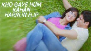 Kho Gaye Hum Kaha - Jasleen , Prateek kuhad (Harrlin Flip)💜🌊 || Indian LoFi || Bollywood LoFi