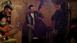 #13 Cabin in Clennen Series - Folsom Prison Rockabilly with Kevin Cash, Andy Matthes & Ben Weber