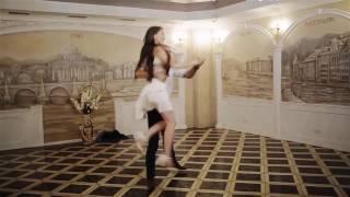 Свадебный танец. Сальса