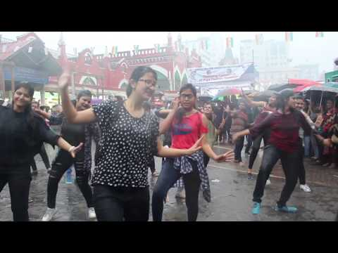Flash Mob; NRS Medical College And Hospital