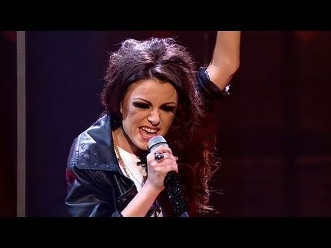 Cher Lloyd sings Just Be Good To Me - The X Factor Live - itv.com/xfactor
