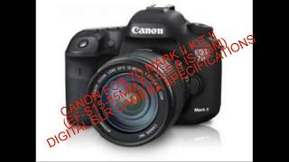 Canon Eos 7d Mark Ii Kit Ii ef s15 85mm F3 5 5 6 Is unboxing & review