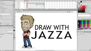 Behind The Draw with Jazza Intro! [Download Included]