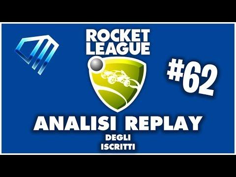 Analisi 3v3 (CommanderSC: Diam2) - Rocket League TRIPLO ITA [#] thumbnail
