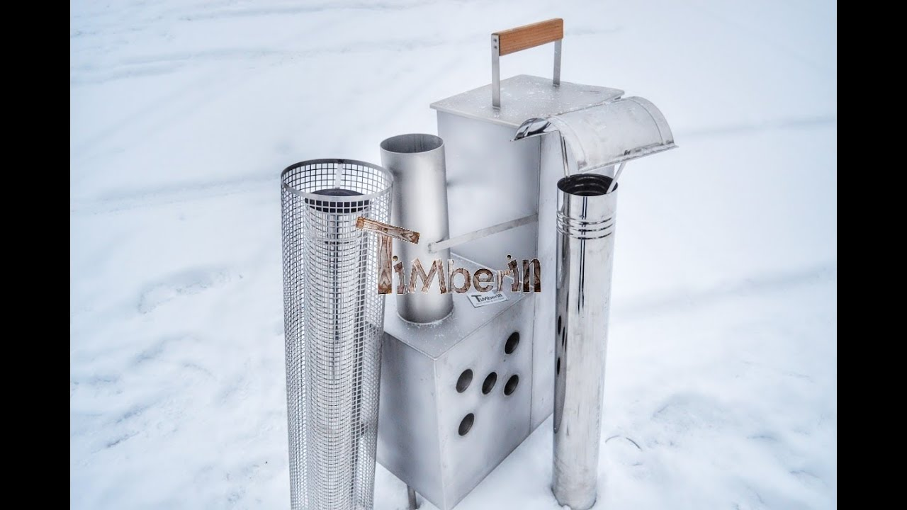 Snorkel Wood Fired Heater For Hot Tubs Timberin