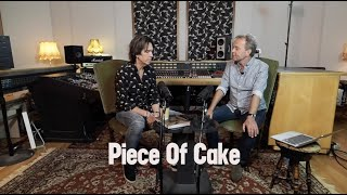 Per Gessle talks about Piece Of Cake