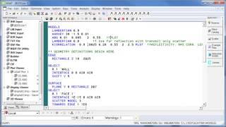Erstellen Abg (Linear Shift-Invariant) und K-Korrelation Streuung-Modelle so schnell wie möglich