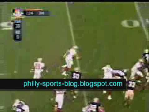 Philadelphia Eagles 2008 Draft Recap