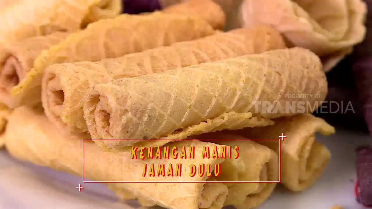 Kriuknya Kue Sapik Kue Tradisionalnya Sumatra Barat Youtube