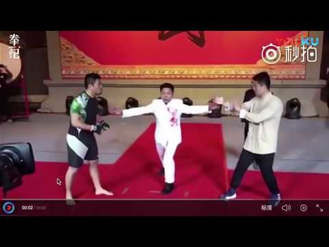 Wing Chun Kung Fu vs MMA - Trending Videos In China Commenta