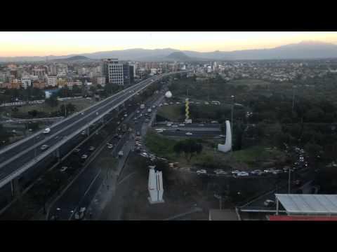 Timelapse Distribuidor Vial Mexico