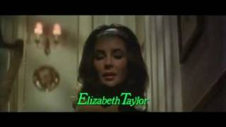 Elizabeth Taylor ,Marlon Brando-Reflections in a Golden Eye (1967) - Trailer