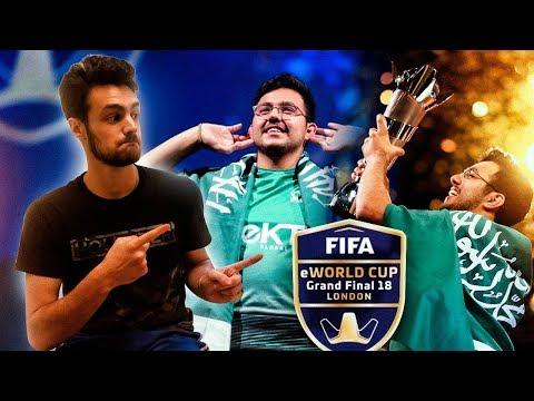 EL EQUIPO DEL CAMPEÓN DEL MUNDO DE FIFA 18!!