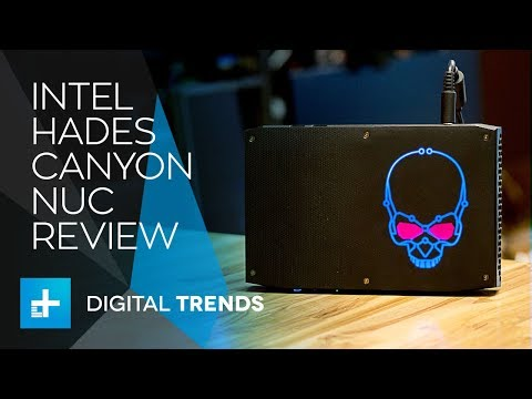Intel NUC Hades Canyon - Hands On Review