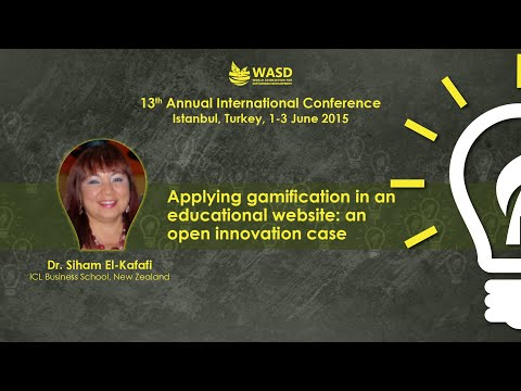 Applying gamification in an educational website: an open innovation case