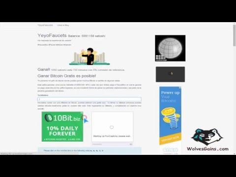How_to: Earn Bitcoin From Joseluisestevez Faucet