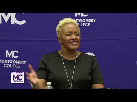 Montgomery College Town Hall Meeting - February 2019