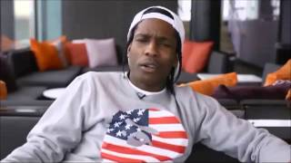 ASAP Rocky Funniest Moments!