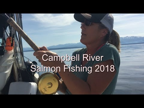 Campbell River Salmon Fishing Charters 2018
