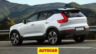 Volvo XC40 2018 review | Can Volvo SUV match Audi Q3 or BMW X1? | Autocar