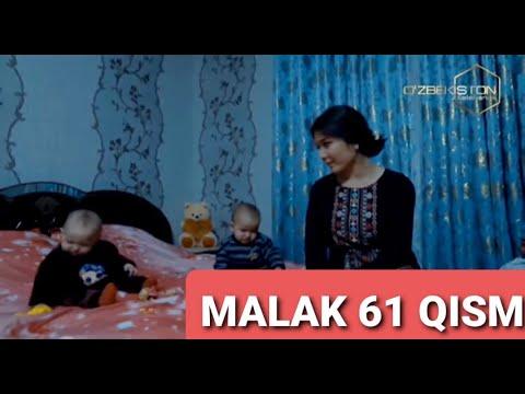 Malak Milli Uzbek Seriali 61 Qism (Малак милли узбек сериали 61 кисм)