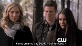 The Vampire Diaries 3x18 Extended Promo The Murder of One - Sub español