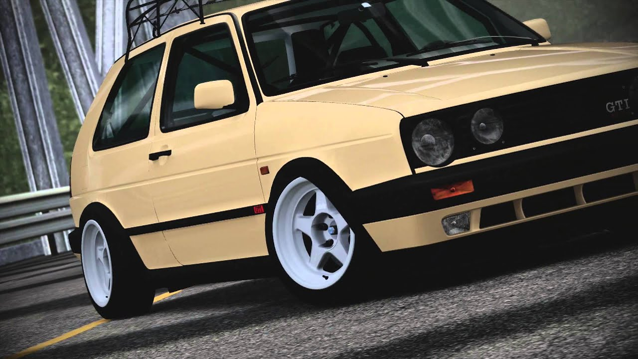 Forza 4 Request A Mod Roof Rack Mk2 Golf Youtube