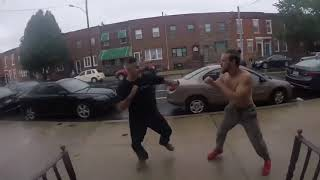 Crazy Street Fight  (Russia USA Germany)