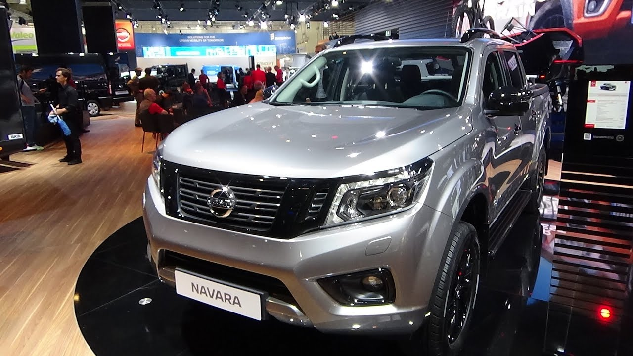 2019 Nissan Navara Double Cab 4x4 N Guard Exterior And Interior Iaa Hannover 2018