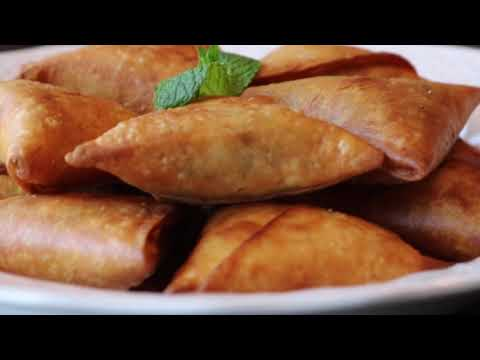 How to make Samosa  طرقة عمل سمبوسه
