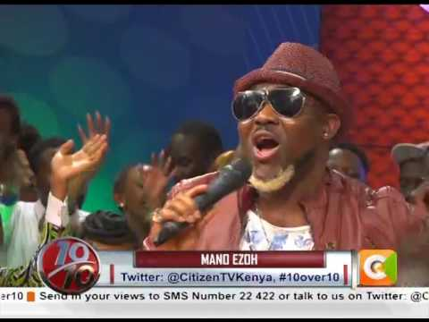 Just amazing Nigeria artist - Mano Ezoh rocks #10Over10