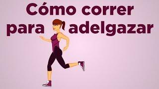 Cómo correr para adelgazar   APERDERPESO.COM