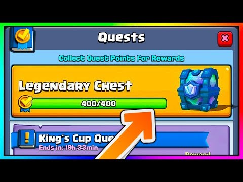 NEW CHEST GLITCH IN CLASH ROYALE! FREE LEGENDARY CHEST??