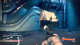 'The Night Hunter' :: A Destiny Daytage