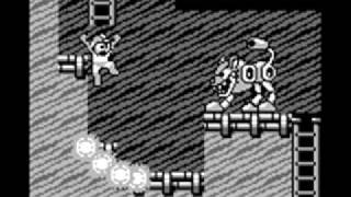 Megaman 2 [Gameboy] music woodman's stage