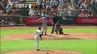 Giants vs. Dodgers 09.14.2014 [Full Game HD]