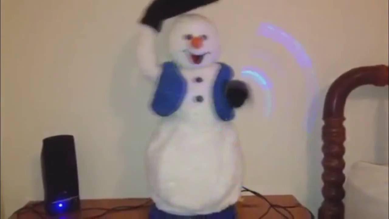 I\'m mister white christmas - YouTube