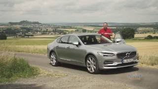 2017 Volvo S90 T5 Review