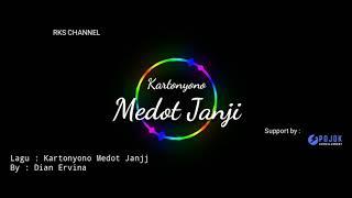 Gambar cover Lirik Lagu Kartonyono Medot Janji Versi Jathilan - RKS CHANNEL