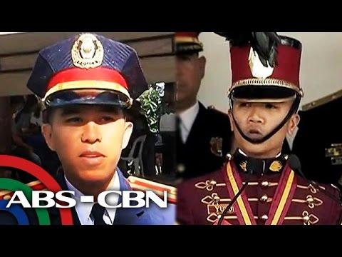 Ampatuan's grandson is a new cop; Valedictorian dedicates speech to Fallen 44