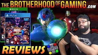 MARVEL vs CAPCOM: Infinite Review // Mega Man X is BACK!!! - The Brotherhood of Gaming